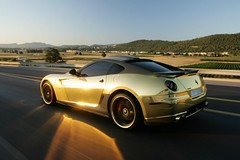 Gold Ferrari GTB 599 hamann (Saudi To Speed) Tags: cars car gold ferrari saudi arabia krom drifting drift gtb ksa hamann   599 youtube