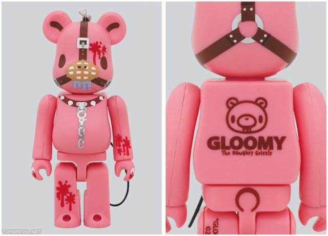 Glommy bear