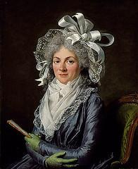 Adelaide Labille-Guiard (1749-1803), Madame de Genlis, 1780