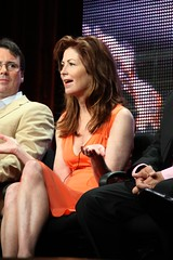 Dana Delaney plays Dr. Megan Hunt in ABC's 'Body of Proof' (djtomdog) Tags: chinabeach tca desperatehousewives beverlyhilton tvjunkie televisioncriticsassociation thomasattilalewis thetvjunkie