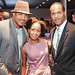 Automotive Rhythms' Kimatni & Virgil Moore with VW's Sheriece Matias