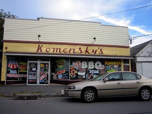 Komensky's Market