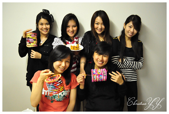 Mid-Autumn Festival 2010: Girls Groupie