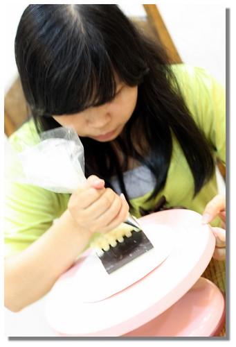 教學蛋糕皂 077