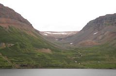 Valle glaciar - Sgandafjrur (Islandia) - 01 (Banco de Imgenes Geolgicas) Tags: ice gelo landscape paisaje glacier geology gletscher eis glaciar glace ima