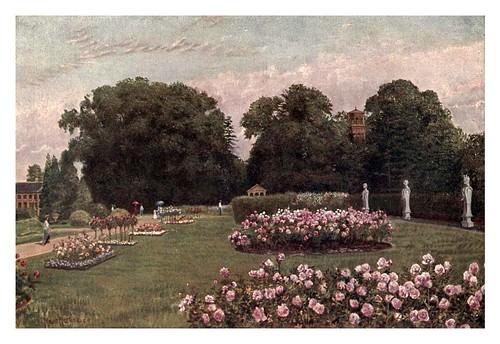 016-Jardin italiano-Kew gardens 1908- Martin T. Mower
