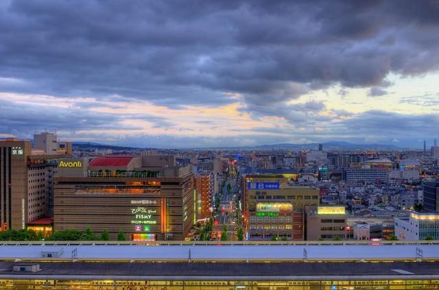 Hotel Granvia Kyoto - HDR
