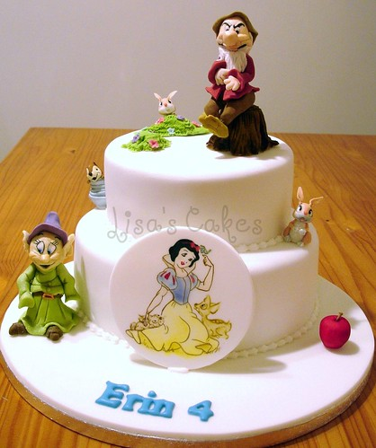 Snow White - Lisa's Cakes