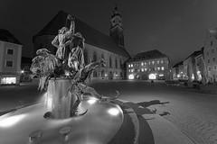 Marktplatz Nachts