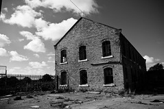 Old Salthouse Mills (@lifebypixels) Tags: old england brick abandoned nikon northwest d2x cumbria worn weathered distressed trespassing barrowinfurness roose sigmalens1770mm salthousemills skateshack markheapsphotography