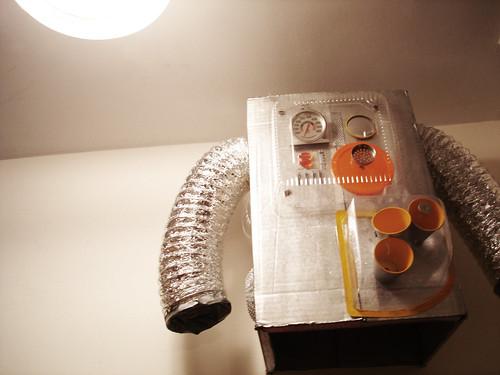 ClosetRobot