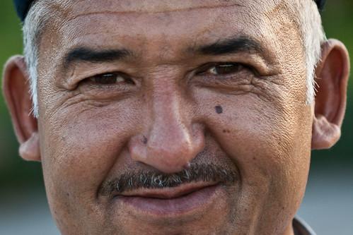 Uighur Gentleman