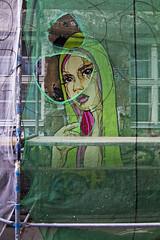 Virgin (IgalDan) Tags: color berlin canon graffiti stencil tokina 7d cans elbocho graffitiberlin mywinners 1116mm igaldan