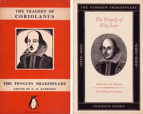 The Penguin Shakespeare: 1947 & 1949