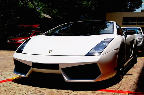 Gallardo Superleggera. With LP560-4 bumper and LP570 Superlaggera stripe