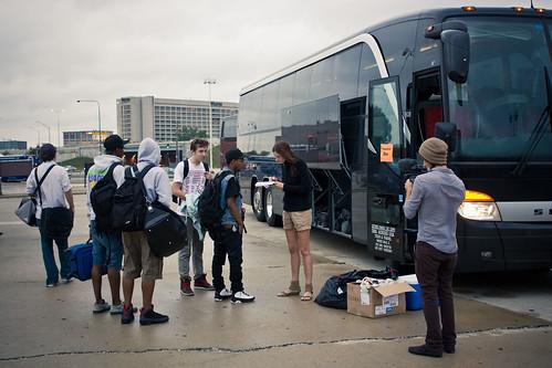 Chicago Freefest Bus