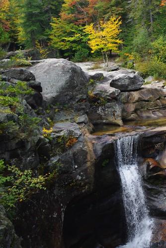 Lower Screw Auger Falls