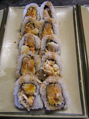 Sushi Pier - Moondog Long Roll
