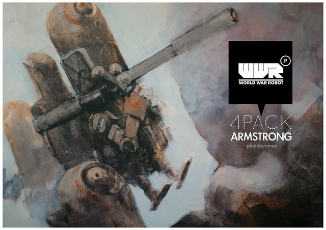 WWRp Armstrong 4 pack