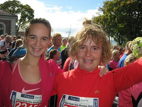 Aktiv i Oslo prøver halvmaraton