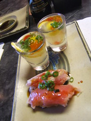 Sushi Pier - quail egg shooter and ...?