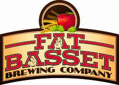 Fat Basset Brewing Logo