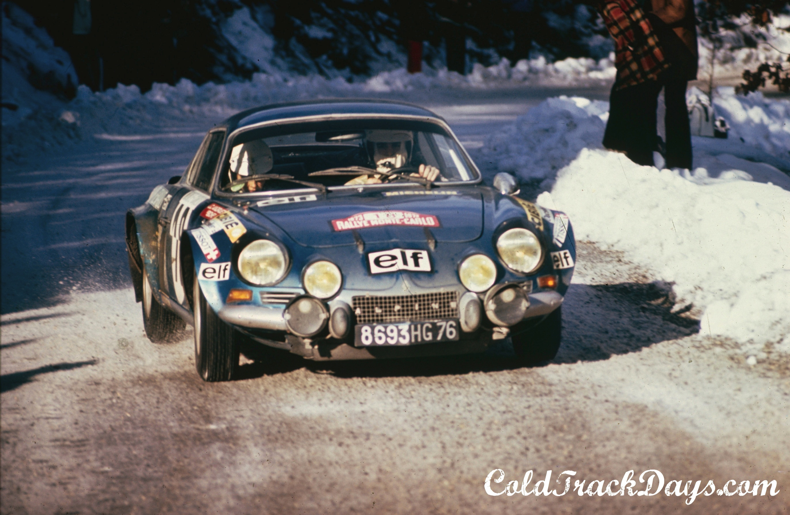 EYE CANDY // AN ALPINE ON ICE
