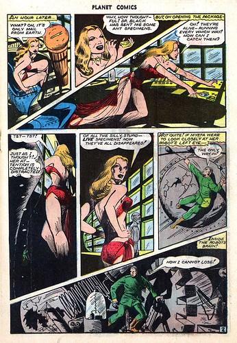 Planet Comics 40 - Mysta (Jan 1946) 01