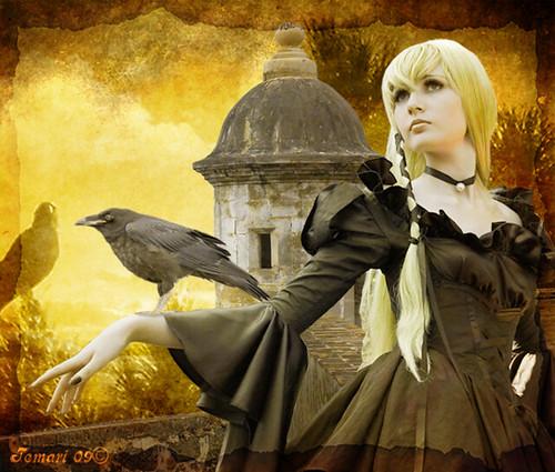Mistress of the Ravens