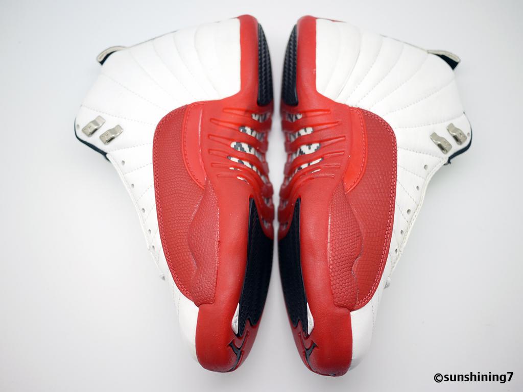 a2293ad4a76 Sunshining7 - Nike Air Jordan XII (12) OG 1996 - White Red US9.