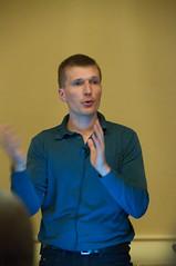 Adam Bien at JavaOne 2010