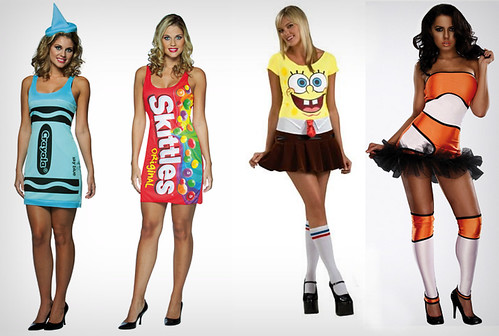 Sexy things to be for halloween