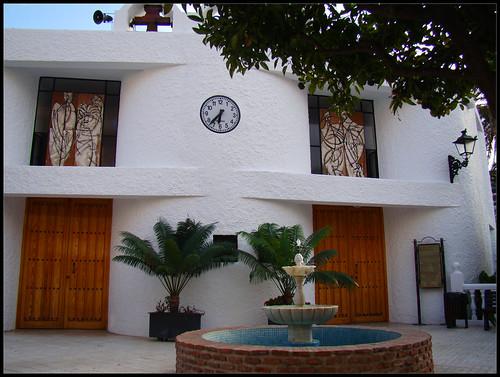 Sta. Teresa de Jesús, en La Cala de Mijas