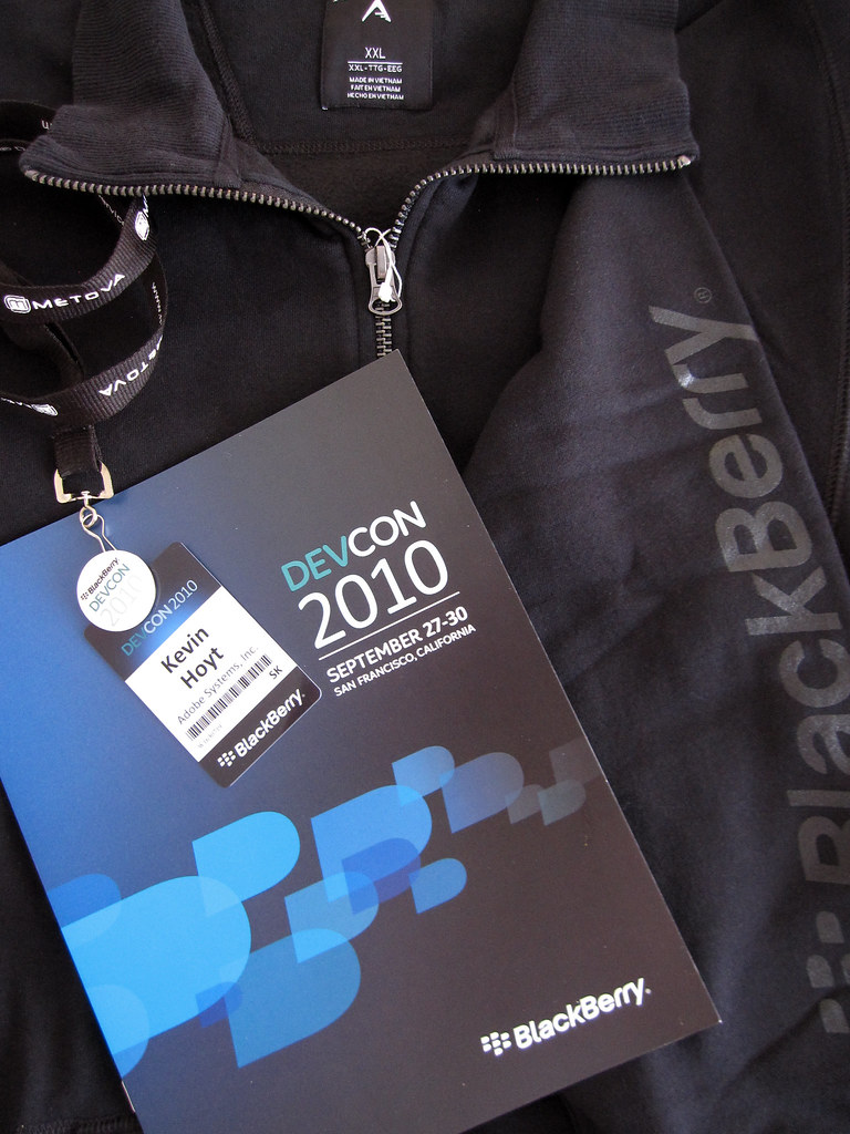 BlackBerry DevCon