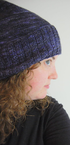 Sockhead Hat, from the side