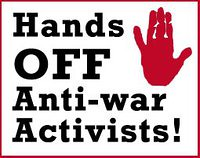 Anti Raid Rally Logo