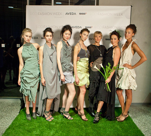 kdon by Kim Cathers - EcoFashion Week - Vancouver, BC