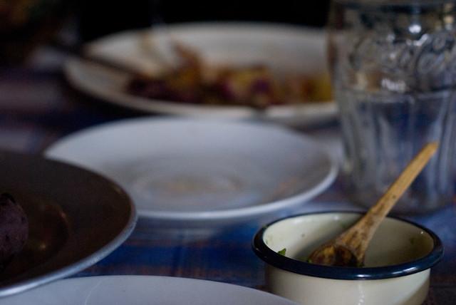 Almuerzo en Cachicadan