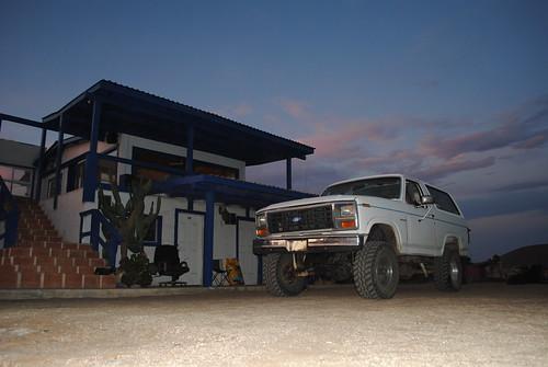 Camp4lo Bronco Cuatro Casa