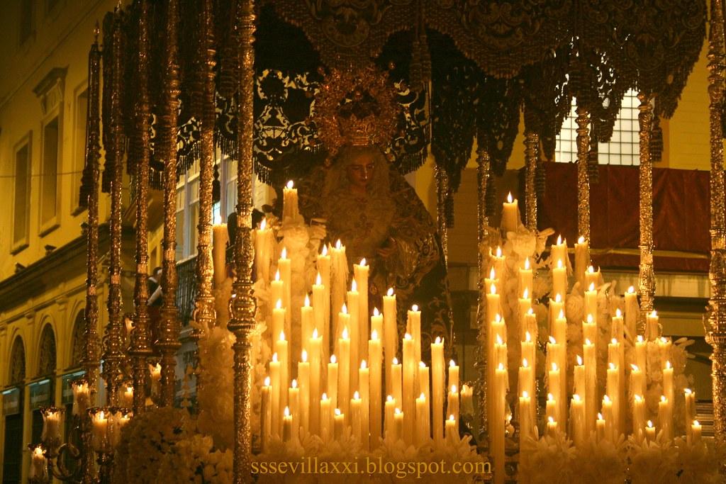 Nuestra Señora de Gracia y Esperanza, Domingo de Ramos 2007