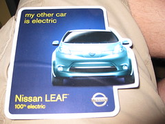 Nissan Leaf - Other Car Electric
