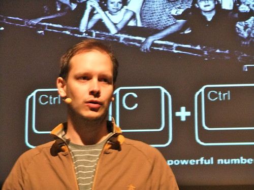 Peter Sunde, founder of Pirate Bay