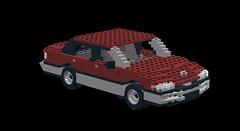 Mitsubishi TM Magna Sedan 1985