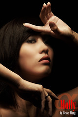 Molly (Wesley Wong @ Giclee Art) Tags: lighting portrait sony miri workshop sarawak academy lightroom oneflash lrsa