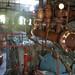 Main bank of boilers