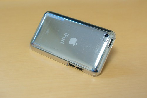 atouched eggshell for ipod touch 4G