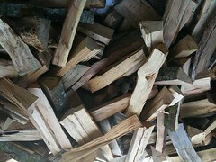 wood for heating