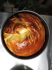 Apple-Honey Challah