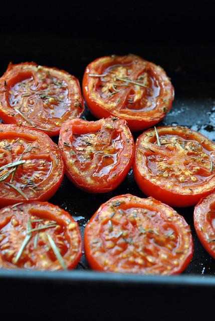 2-Pomodorini Confit al Forno