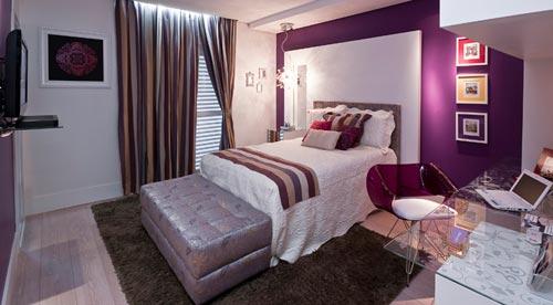 quartos decorados femininos
